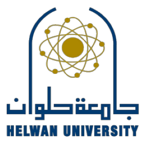 جامعة حلوان لوجو